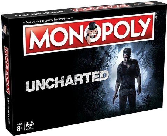 Monopoly uncharted hoge korting @bol.com