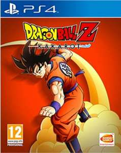 Dragon Ball Z: Kakarot (ps4/xb1)