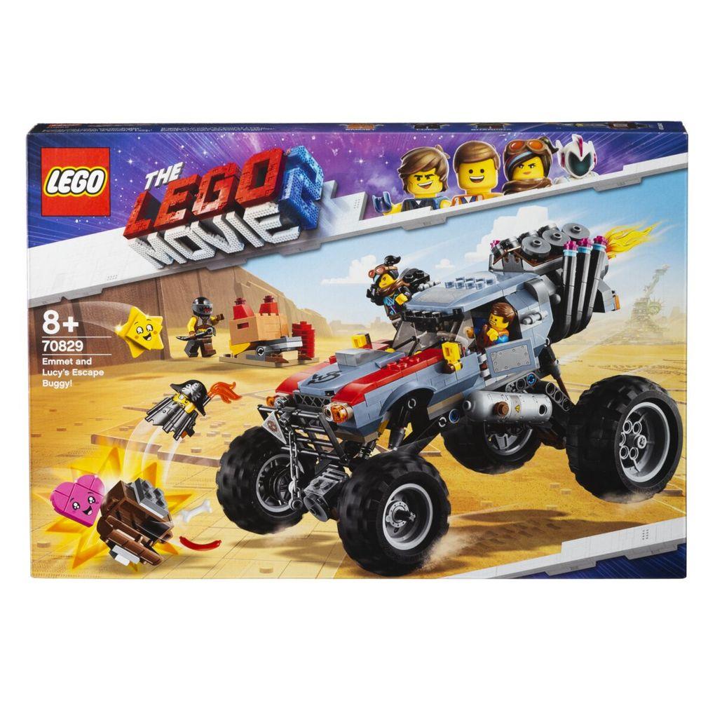 LEGO Movie 2 70829 Emmets en Lucy's Vluchtbuggy