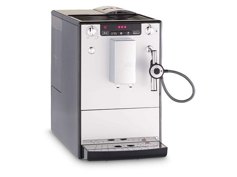 Volautomatische koffiemachine Melitta bij lidl