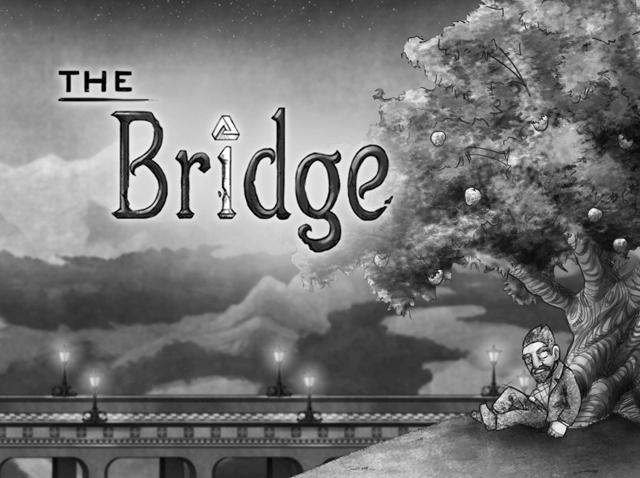 The Bridge puzzel game (PC) gratis 23-30 januari @ Epic Games Store