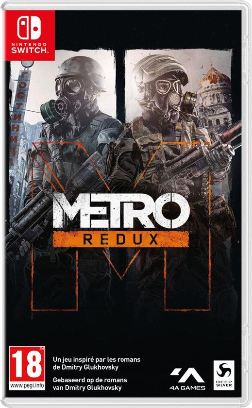 Metro Redux (Switch) Pre-order @ Bol.com