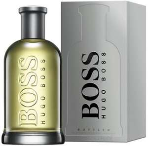 Hugo Boss Bottled 200ml Eau de toilette spray @Parfumdreams.nl
