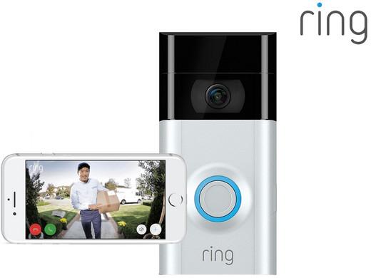 Ring Video deurbel 2 @ iBOOD