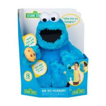 Actie bij top 1 toys! Cookie monster!