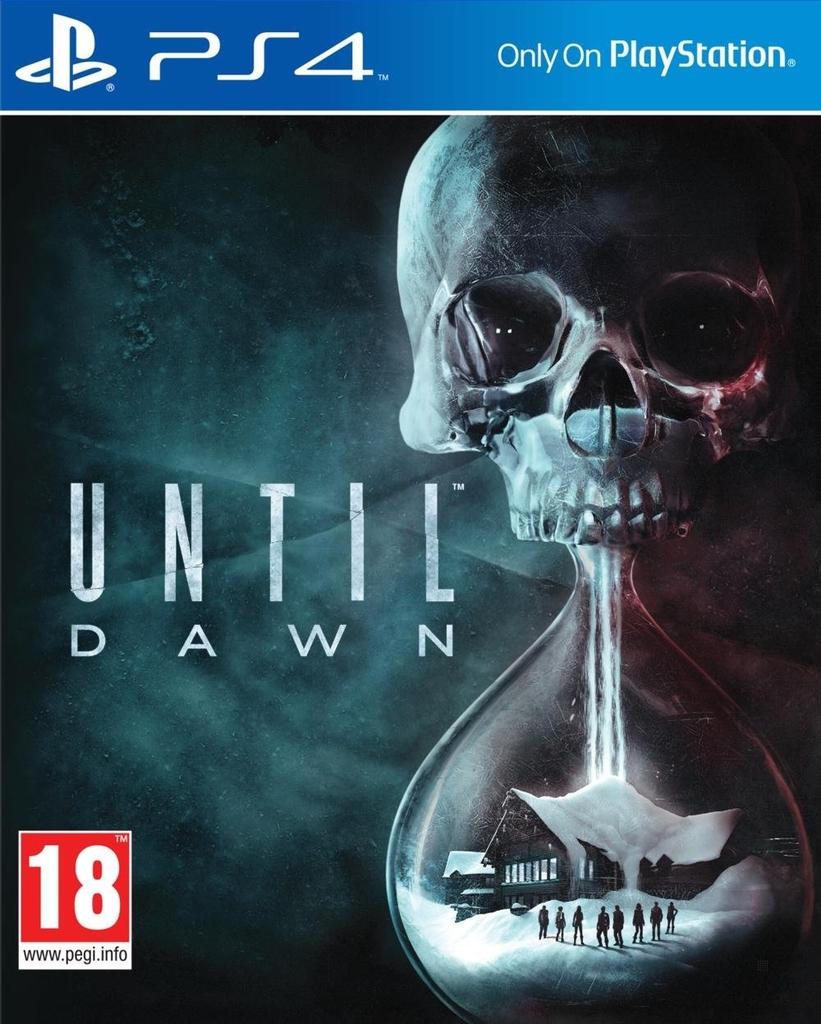 Until Dawn (PS4) voor €39,99 @ Nedgame