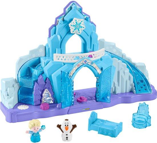 Fisher-Price Disney Frozen Elsa's Ijspaleis voor €30,99 @ bol.com