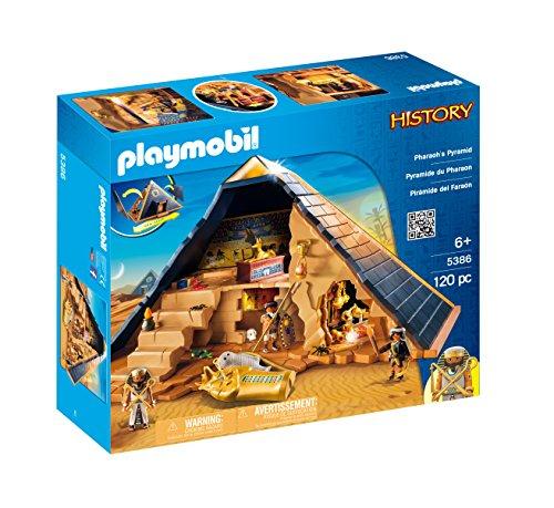 Playmobil Pyramide van de farao (5386) @Amazon.es