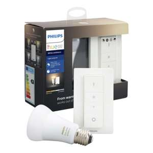 Philips Hue White Ambiance + dimmer