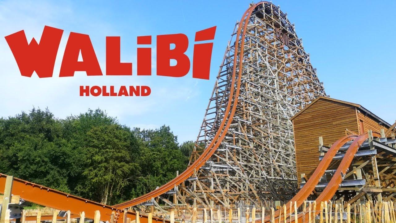 [Alleen vandaag] Walibi Holland tickets €22,50 (hele seizoen geldig muv Fright Nights)