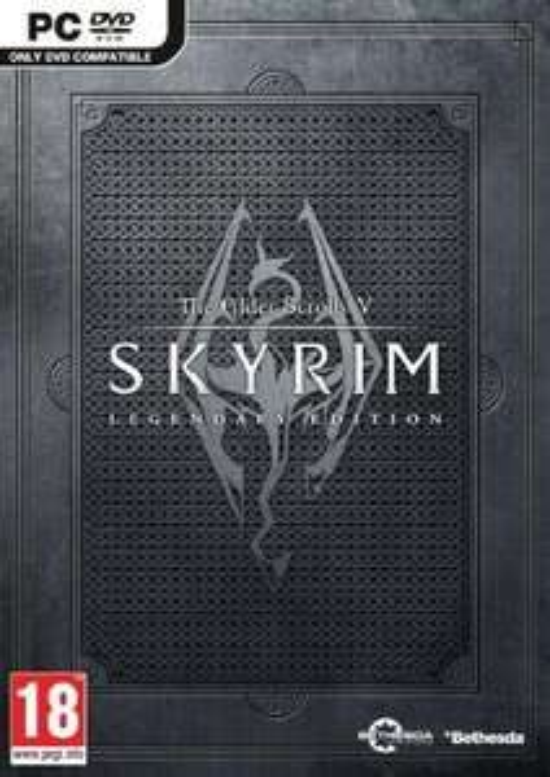 The Elder Scrolls V: Skyrim Legendary Edition (PC) voor €5,89 @ cdkeys