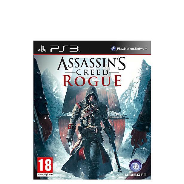 Assassins Creed - Rogue (PS3) voor €12,50  (alleen vanavond) @ Wehkamp