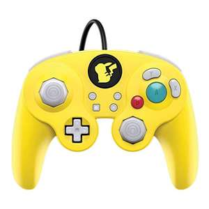 PDP wired controller Nintendo Switch Pikachu @Amazon.es