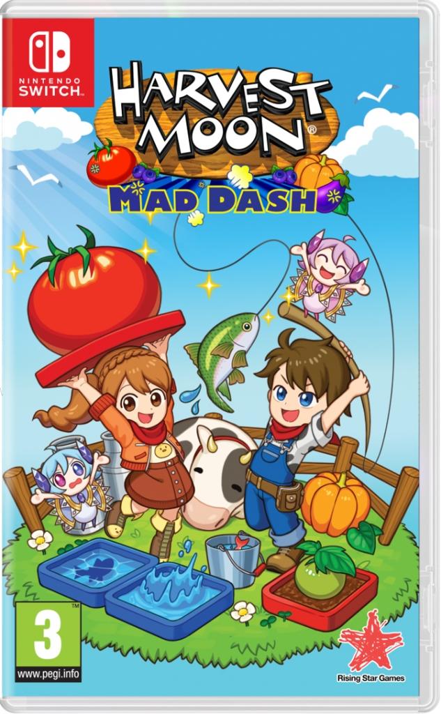 Harvest Moon Mad Dash (Switch) @ Nedgame