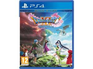 Dragon Quest XI - Echoes of an Exclusive age (PS4)