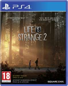 Life is Strange 2 (PS4) + Pre-Order DLC