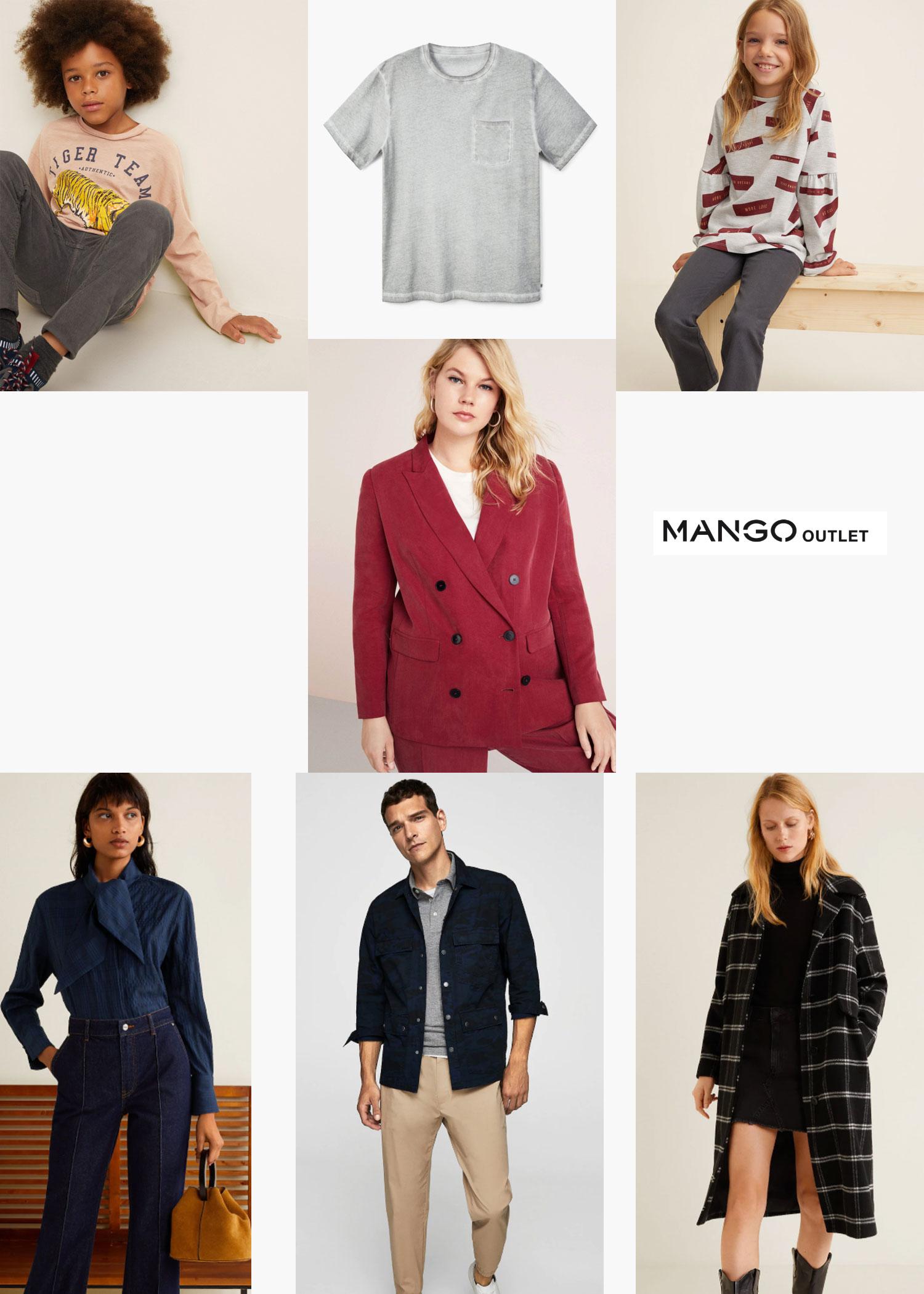 SALE: veel 70-80+% korting + diverse sale €9,99 @ Mango Outlet