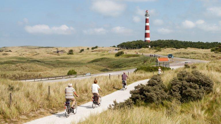 3 dagen Ameland (o.a. hotel + ontbijt + fiets) à €149,10 voor 2 p. @ voordeeluitjes