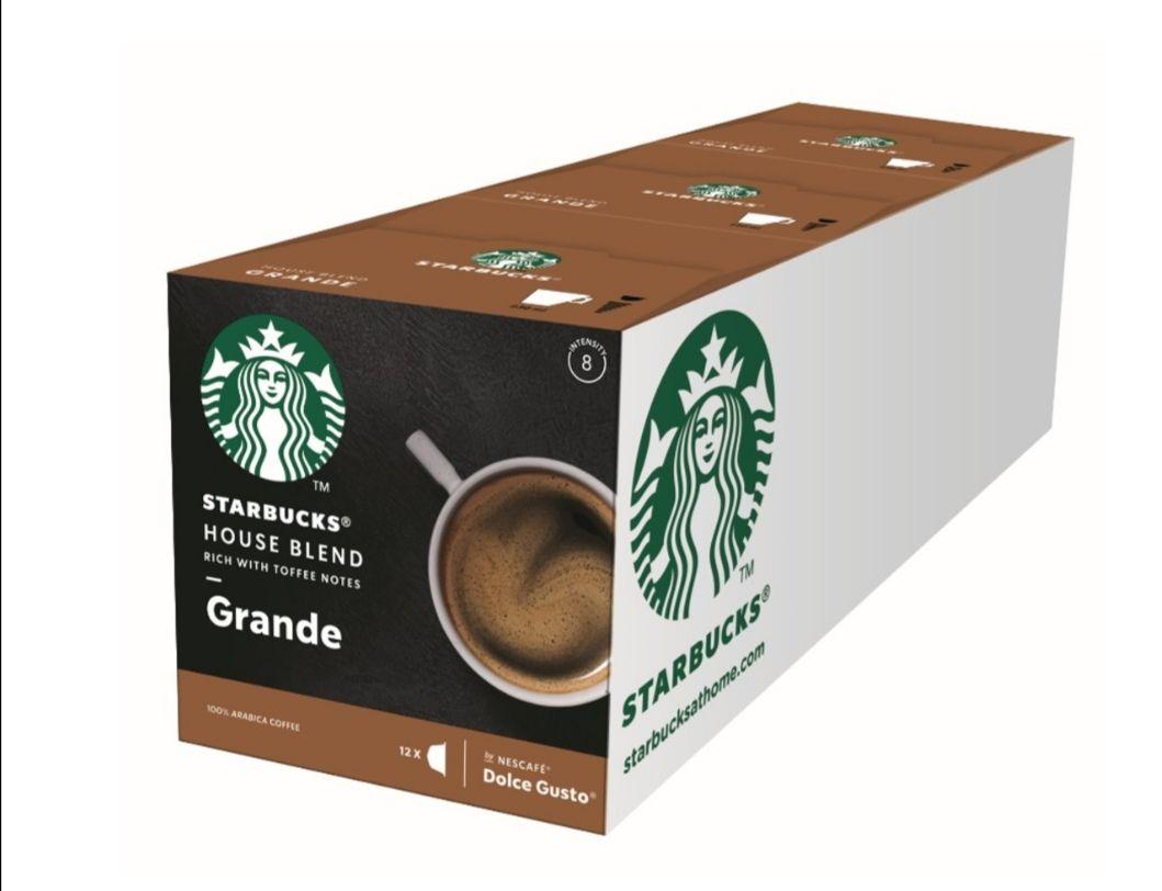 Starbucks Dolce Gusto cups. Voordeelbundel 3x12 cups