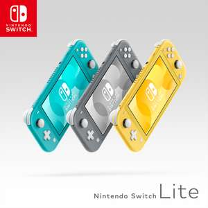 Nintendo Switch Lite (3 kleuren) @ Coolshop
