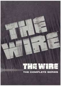 The Wire: The Complete Series DVD HBO