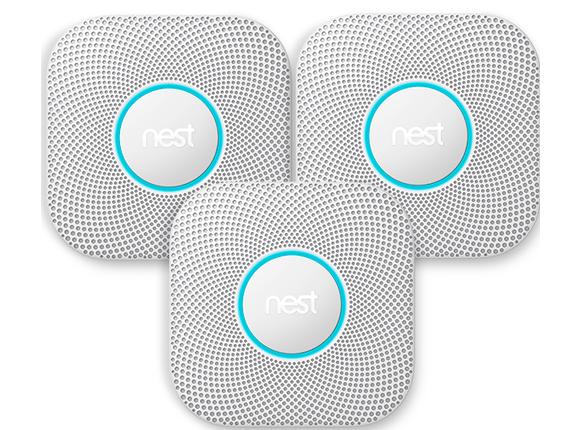 Nest Protect V2 Batterij 3pack (MediaMarkt) Btw vrije dagen
