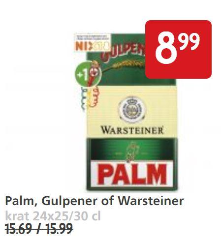 Krat Palm, Gulpener of Warsteiner @Jan Linders