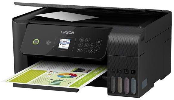Epson EcoTank ET-2721 € 134,45 bij Mediamarkt met BTW actie en Epson cashback actie