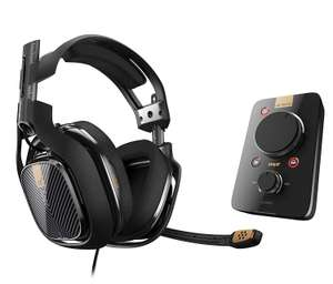 ASTRO Gaming A40 TR + MixAmp Pro TR PS4 GEN3 Zwart