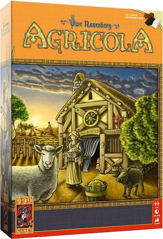 Agricola bordspel @bol.com