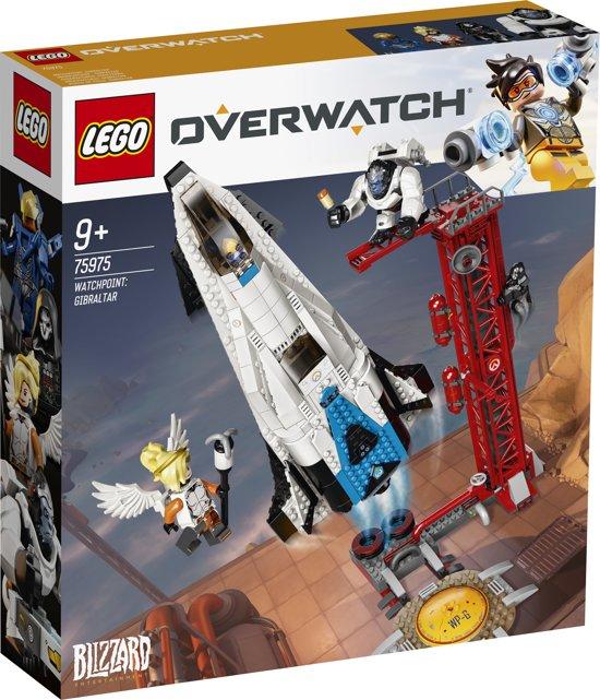 LEGO Overwatch Watchpoint: Gibraltar - 75975