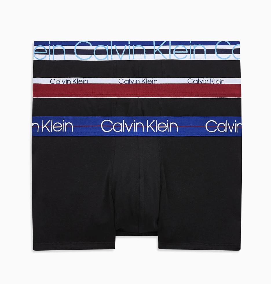 Calvin Klein 3-pack Cotton Stretch boxershorts voor €17,60 @ Calvin Klein