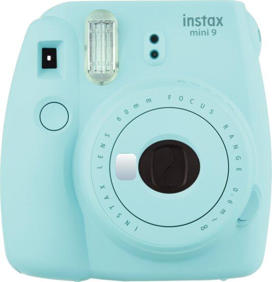 Fujifilm Instax Mini 9 55 euro bij Bol.com (veel kleuren)