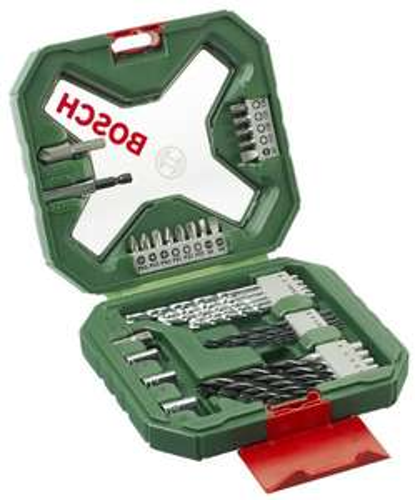 Bosch X-Line 34-delige Accessoire set II voor €11,73 @ Amazon.de