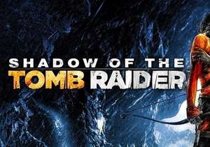 Shadow of the Tomb Raider Xbox One Key