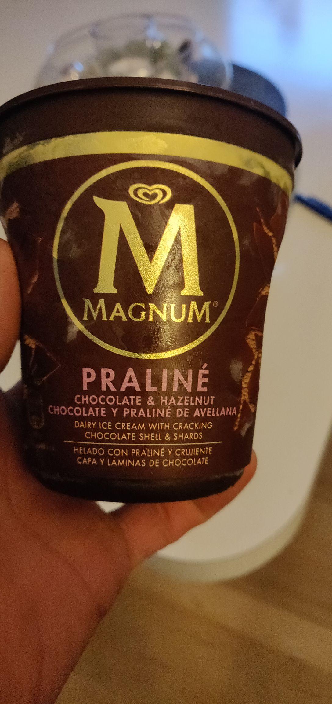 Magnum pint praline Coop Greydanus Emmeloord (lokaal)