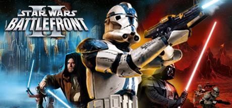 Star Wars Battlefront II (2005, Classic)