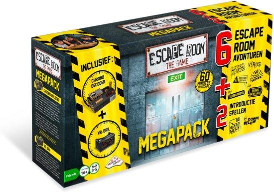Escape room mega pack
