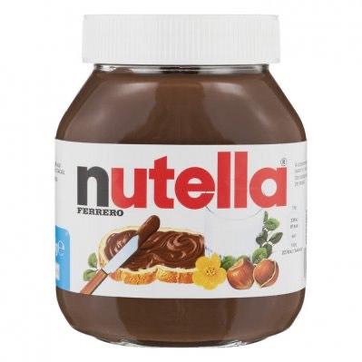 Nutella €2,99 | ah