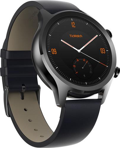 Mobvoi Ticwatch C2 Zwart @ Coolblue
