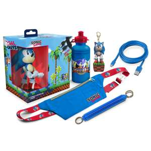 Sonic The Hedgehog Collectable Big Box @Zavvi