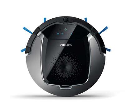 Philips SmartPro Active FC8822/01 robotstofzuiger voor €257,99 @ Philips