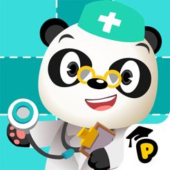 Dr. Panda dierenziekenhuis IOS GRATIS :-)