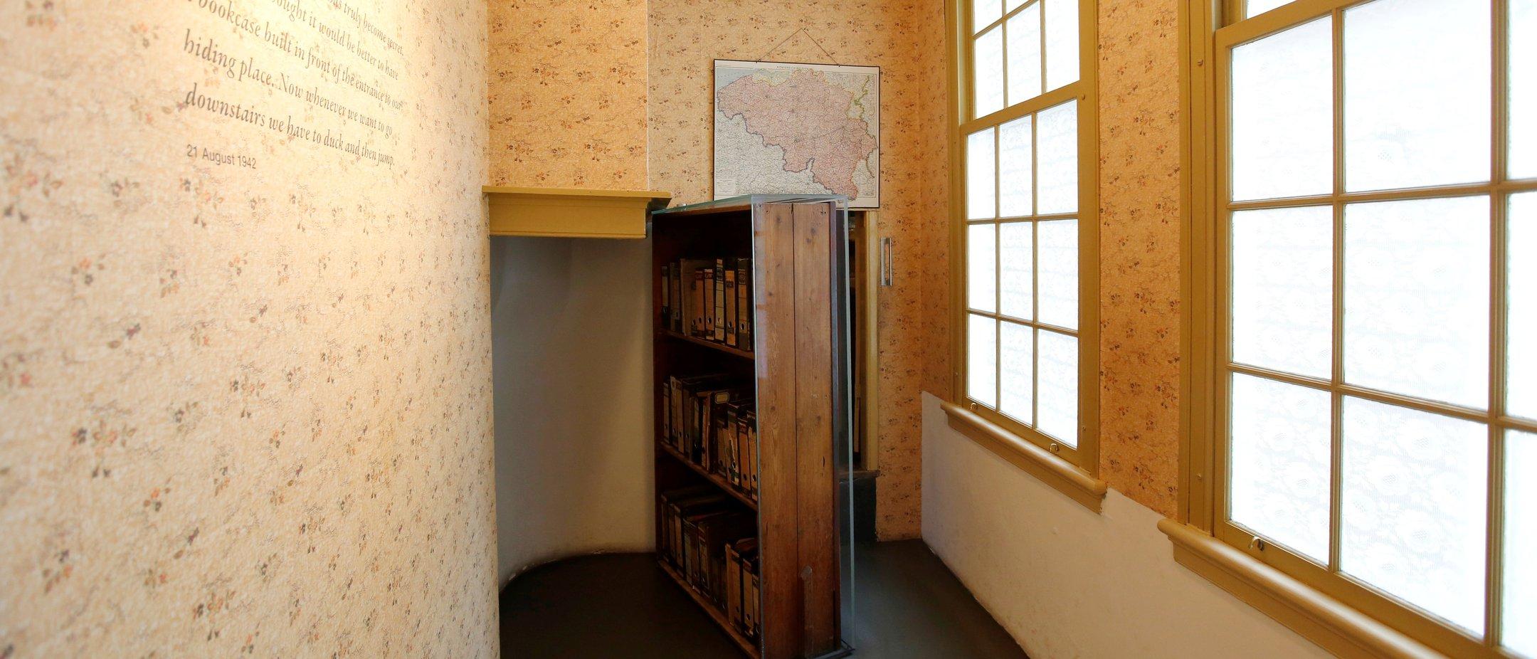 7/8 Feb 2000 gratis kaartjes voor Anne Frank Huis voor Amsterdammers (nu al aanmelden)