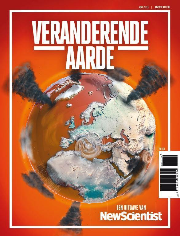 Gratis tijdschrift Veranderende Aarde van New Scientist (t.w.v. €8.75)