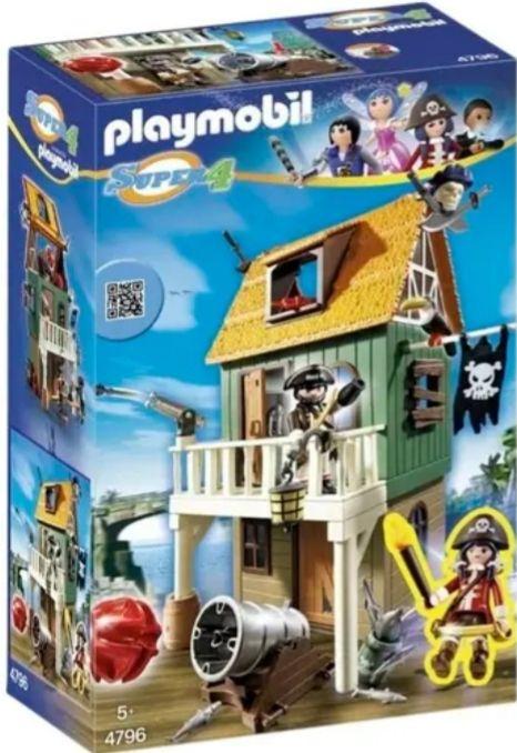 Playmobil geheime piratenvesting