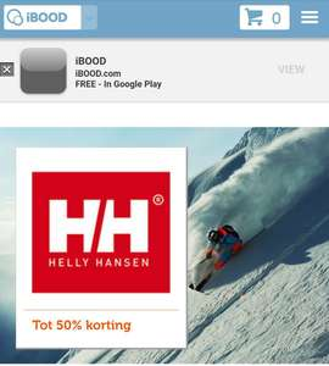 Helly Hansen ski kleding 42-50% korting!