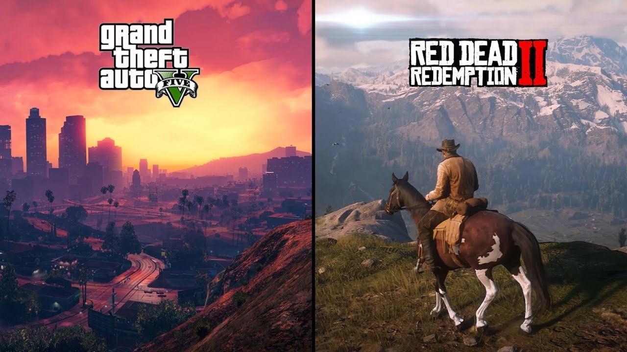 [PS4, XBOX en PC] Gratis $2.000.000 GTA V Online + Gratis diverse geschenken Red Dead Redemption Online