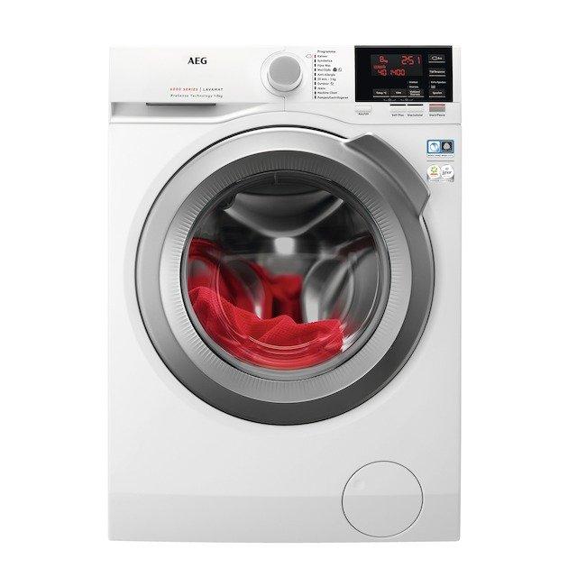 AEG L6FBNR1 8kg / 1600 toeren / A+++ wasmachine na cashback @ Expert
