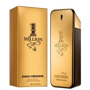 Paco Rabanne 1 Million 200ml EDT + gratis 100ml Invictus douchegel @Ici Paris XL